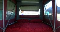 Camper Trailer Bed
